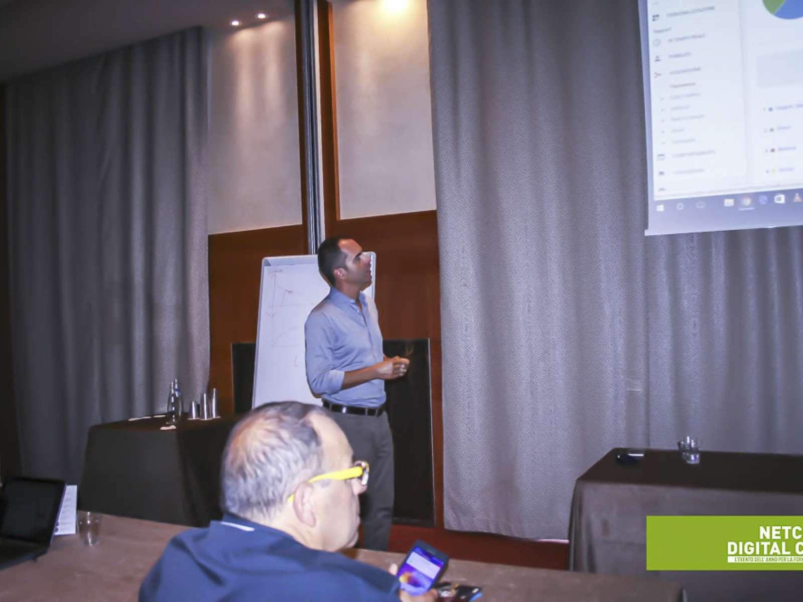 Giulio Finzi (Consorzio Netcomm)
