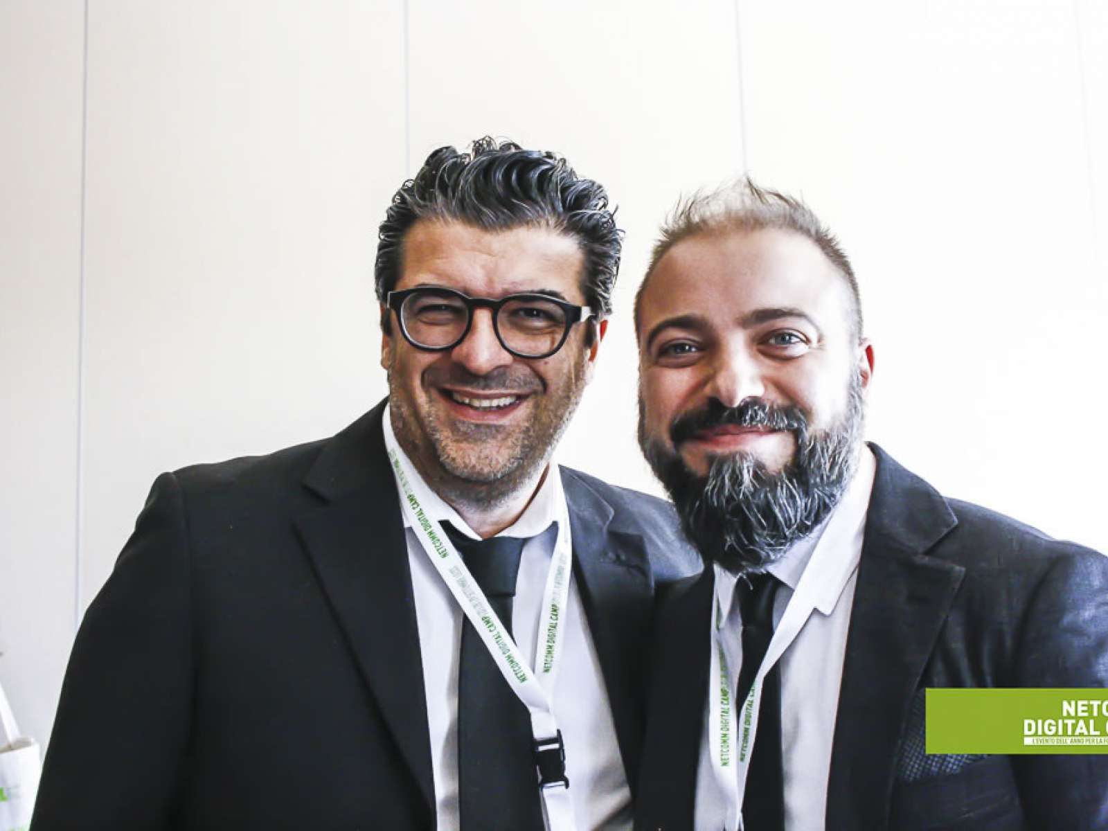 Claudio Capovilla e Gabriele Filieri