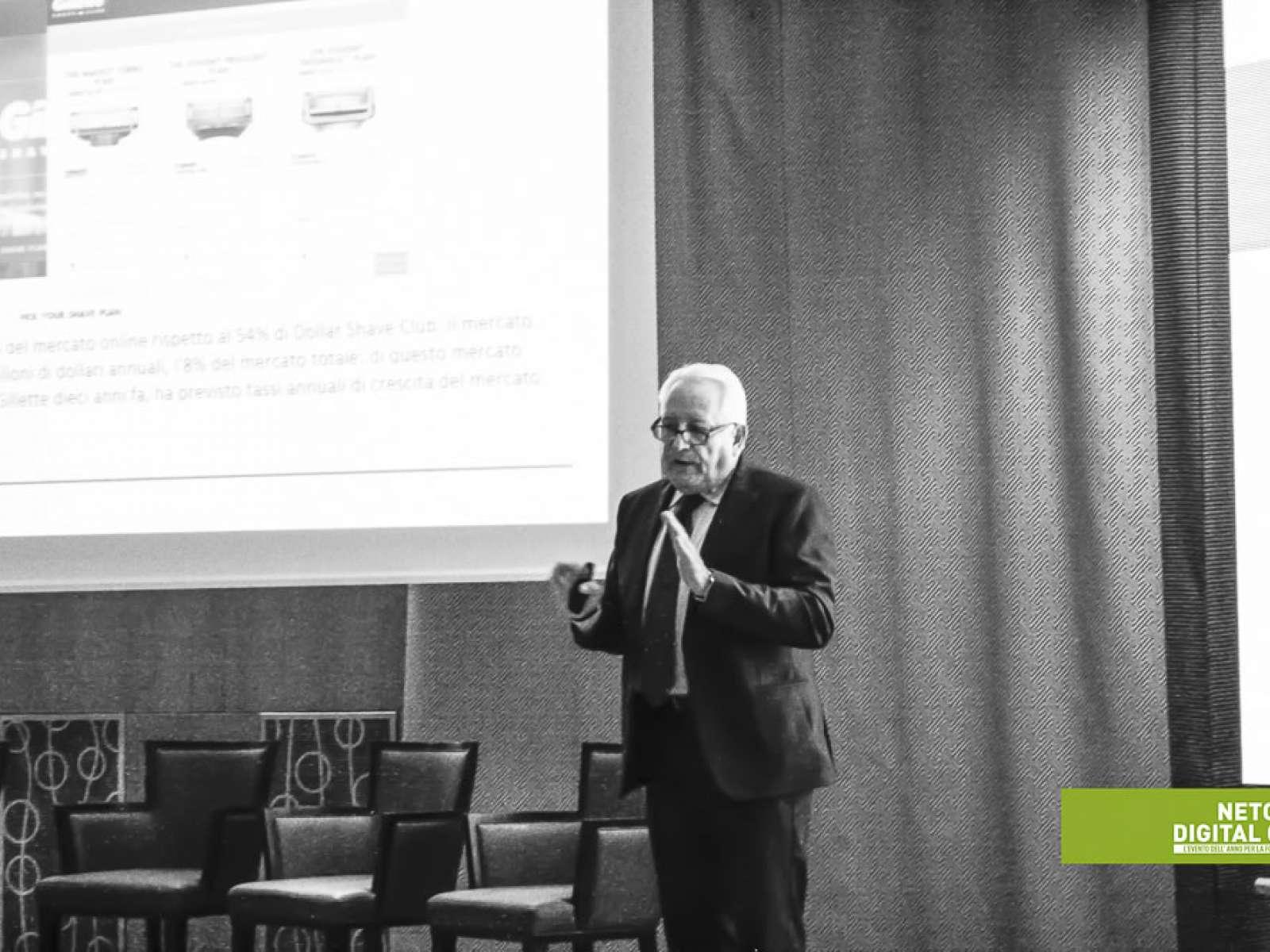 Roberto Liscia (Consorzio Netcomm)